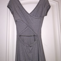 Brandy Melville stripe mini dress