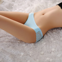 Hot Sale women sexy transparent panties Lace Panties Seamless Briefs Hollow Women Underwear Girl Thongs Panties Lace Lingerie