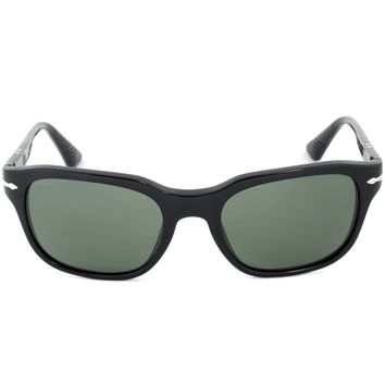 Persol Sunglasses PO3112S 95/31 | Black Frame | Grey Lens