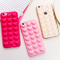 HEART PATTERN IPHONE 6/6 PLUS CASE from Storeunic