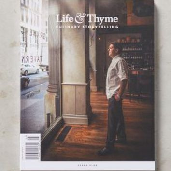 Life & Thyme: Issue Five by Anthropologie in Issue 5 Size: One Size Books