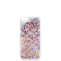 **Confetti Glitter iPhone 6 Case by Skinnydip