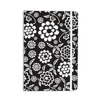 "Nicole Ketchum ""Cherry Floral Black"" Everything Notebook"