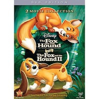 Disney The Fox and the Hound/The Fox and the Hound 2 Collection DVD | Disney Store