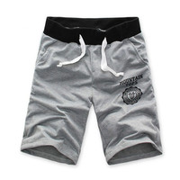 Comfortable Shorts for Men, Loose Shorts, Solid Trousers