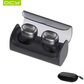 Wireless bluetooth earphones stereo earphones