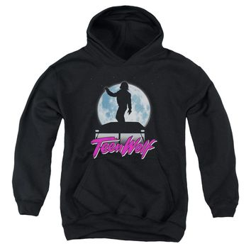 Teen Wolf - Moonlight Surf Youth Pull Over Hoodie