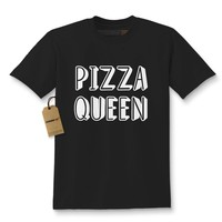 Pizza Queen Kids T-shirt