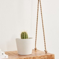 Shilo Wooden Hanging Shelf | Urban Outfitters