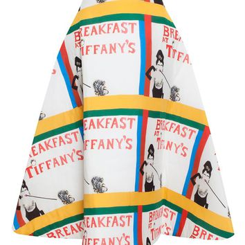 Breakfast at Tiffany's Skirt - TATA NAKA