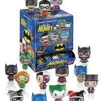 Funko POP Pint Size Heroes: Batman Mystery Mini Action Figures - (2 pack BUNDLE)