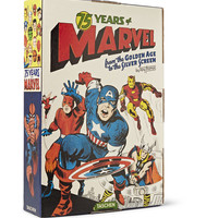 Taschen - 75 Years of Marvel Comics: From The Golden Age To The Silver Screen | MR PORTER