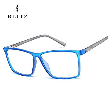 2017 Fashion Vintage Retro Style matt Frame Plain glasses for computer Eyeglasses Men Women Optical Frame Oculos Femininos Gafas