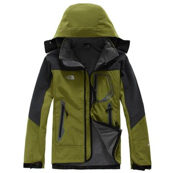 Cheap The North Face Mens Windstopper Jacket-1