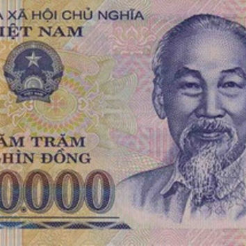 500,000 VIETNAM DONG BANK NOTE VIETNAMESE CURRENCY UNCIRCULATED