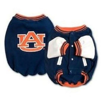 PEAPYW9 Auburn Tigers Varsity Dog Jacket