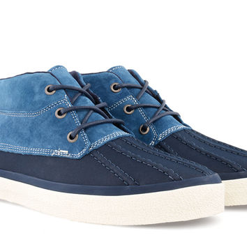 vans CHUKKA DEL PATO (canvas/suede) VN-0QE98QJ | gravitypope