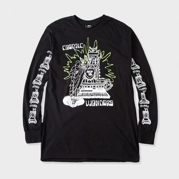 Cosmic Wonders LS Tee