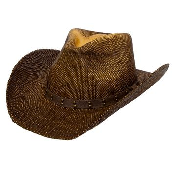 Peter Grimm - Brown Duster Cowboy Hat