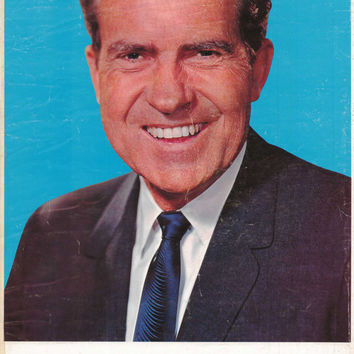 Richard Nixon 11x17 Movie Poster