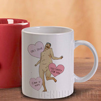Attack on Titan Running Titan MUG