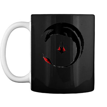 ++hiccup-and-toothless-how-to-train-your-dragon-- Mug