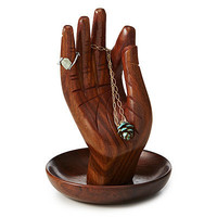 HAND OF BUDDHA JEWELRY STAND