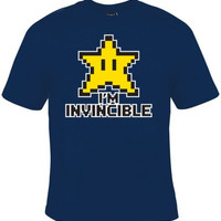 SUPER MARIO Star Tee, CUTE Mario Inspired Tee, Awesome Gift For Men, Women and Youth