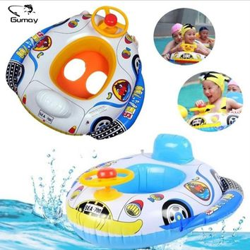 2018 Funny Shape Inflatable Pool float Baby Swimming Ring Baby Float Seat For Pool Floats For Swimming Pool Baby Swimming New