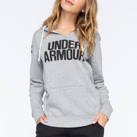 UNDER ARMOUR Favorite Womens Hoodie | Sweatshirts & Hoodies