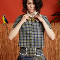 Latitude Cropped Shirt