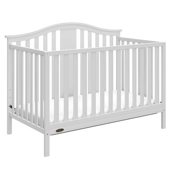 Graco Solano 4-in-1 Convertible Crib with Bonus Mattress