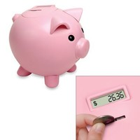 Electronic Piggy Bank (Pink) 3+ years