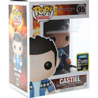 Funko Supernatural Pop! Television Castiel Vinyl Figure 2015 Summer Convention Exclusive