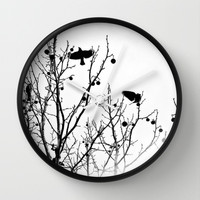 Free Soul Too Wall Clock by DuckyB (Brandi)