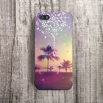 BEACH iPhone 5 case, Protective iPhone 4 Case, Bohemian iPhone 4 case, Tribal iPhone 4S case, Hippie iPhone5s Case, Hipster iPhone 5 Case