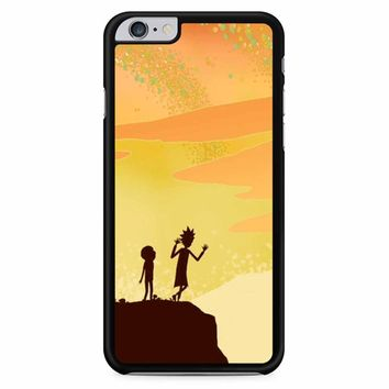 Rick And Morty 3 iPhone 6 Plus / 6s Plus Case