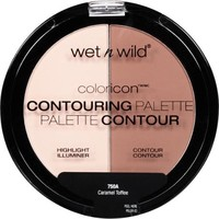 Wet n Wild Color Icon Contouring Palette, 750A Caramel Toffee, 0.46 oz - Walmart.com