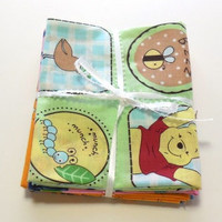 Winnie The Pooh by Springs Creative Fat Quarter Bundle