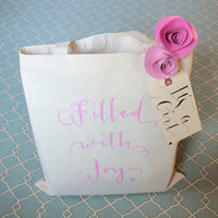 "Baby Shower Gift Bag ""It's a Girl!"" Gift Set"