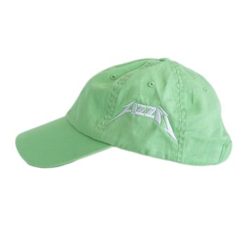 Lime Rockstar Polo Hat by Ralph Lauren