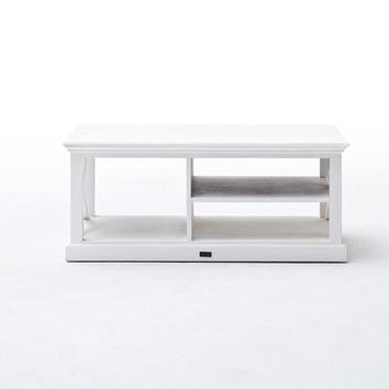 Halifax Coffee Table White semi-gloss