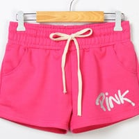 PINK Victoria's Secret Sport Running Gym Shorts