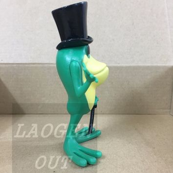 10cm New Funko Pop! Animation Looney Tunes Vinly Figure #207 MICHIGAN J. FROG