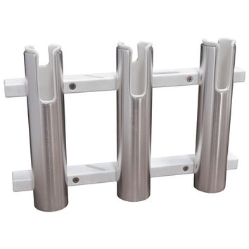 TACO Aluminum-Poly 3-Rod Rack Holder [F31-3103BXZ-1]