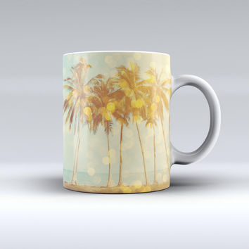 The Sun-Kissed Day V2 ink-Fuzed Ceramic Coffee Mug