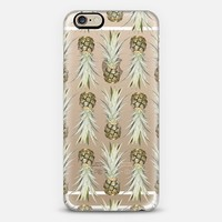 Pineapple Jungle (transparent) iPhone 6 case by Lisa Argyropoulos | Casetify