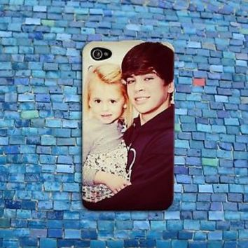 Hayes Grier and Skylynn Grier Adorable Cute Phone Case iPhone 4 4s 5 5s 5c 6 +