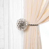 Antique Brooch Curtain Tie-Back | Urban Outfitters