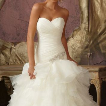 Bridal by Mori Lee 1856 Dress